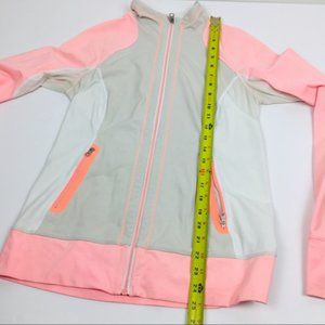 lululemon athletica Jackets & Coats - Lululemon Beach Runner Jacket Dune/Bleached Coral